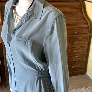 Soft Surroundings Tops - Soft surroundings tunic %100 silk, size L